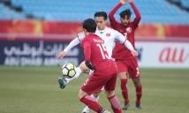 TRANH CÃI: Pha thổi penalty thiếu thuyết phục của trọng tài giúp U23 Qatar vượt lên dẫn trước