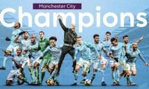 Nhìn lại 10 năm của Man City: 1 tỷ bảng đổi 3 chức vô địch