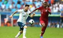 Kết quả Argentina - Qatar: Niềm vui sớm đến, siêu sao giải nguy (Copa America)