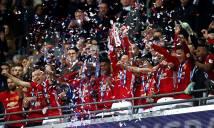 Ibra tỏa sáng với cú đúp giúp Man Utd chinh phục danh hiệu đầu tiên