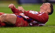 Torres gặp chấn thương kinh hoàng trong trận gặp Deportivo