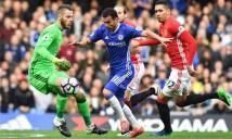 Chelsea gặp lại 'cố nhân' Mourinho: Thêm một lần đau cho Quỷ đỏ