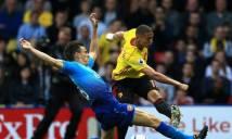 Arsenal thua đơn, thiệt kép sau cú sốc bại trận trước Watford
