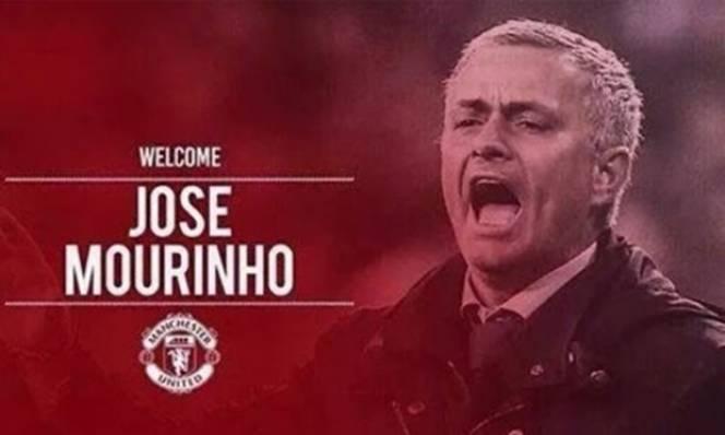Mourinho và quyết tâm vực dậy MU