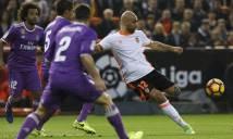 Những điểm nhấn sau khi Real phơi áo tại Mestalla: Khi đôi chân mệt mỏi