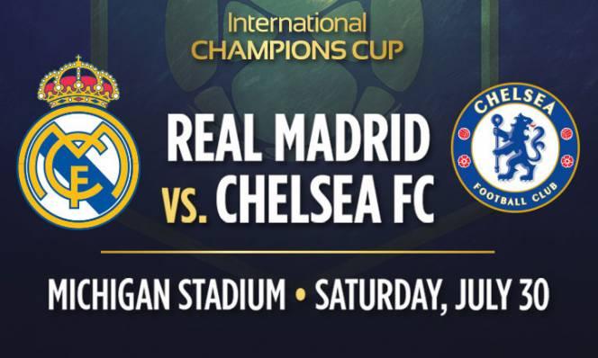 Real Madrid vs Chelsea, 02h05 ngày 31/07: Màn thư hùng thượng đỉnh