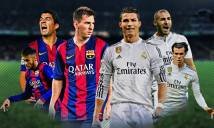 La Liga mùa này không còn là của riêng Barca và thành Madrid