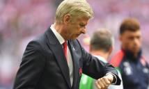 """""""Wenger đã chọn thời điểm hoàn hảo để ra đi"""""""