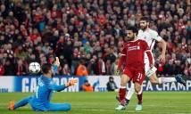 KẾT QUẢ Liverpool vs AS Roma: 'Tam tấu đỏ' thăng hoa, Roma lại thua trên sân khách