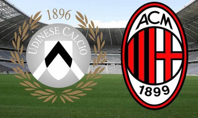 Udinese vs Milan, 21h00 ngày 29/01: Lấy lại chiến thắng