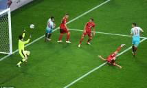 Những con số thú vị loạt trận đêm 21/6: Thủ môn nhận nhiều bàn thua nhất lịch sử EURO