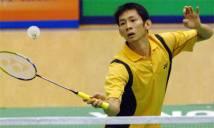 Nguyễn Tiến Minh tìm kiếm người kế nhiệm sự nghiệp cầu lông