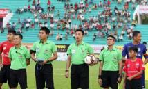 Trưởng ban trọng tài bác bỏ sai phạm trong sự cố bù giờ 2 lần ở V-League