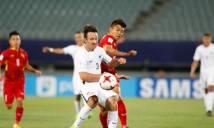 Bỏ lỡ nhiều cơ hội, U20 Việt Nam chia điểm ngày ra quân