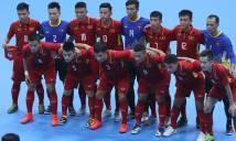 Phung phí cơ hội, futsal Việt Nam hòa đáng tiếc Malaysia