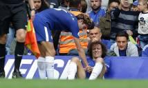 David Luiz vẫn đá Champions League dù rạn xương tay