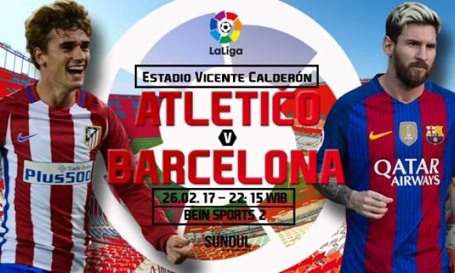 Atletico Madrid vs Barcelona, 22h15 ngày 26/02: Lật đổ quá khứ