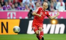 Mất suất đá chính, Robben vẫn được khuyên ở lại Bayern Munich