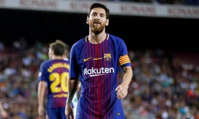 Nếu rời Barca, Messi sẽ đến M.U hay Man City?