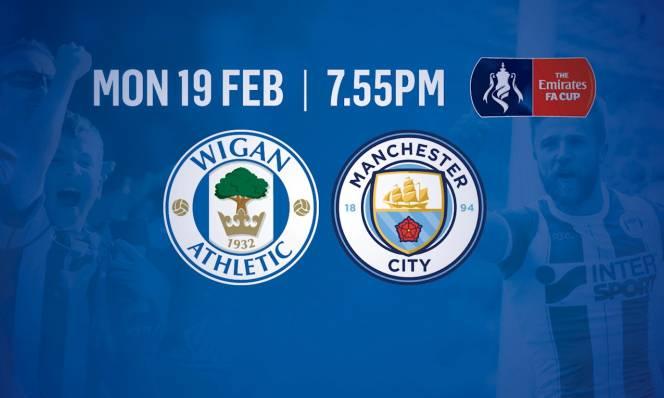 Nhận định Wigan vs Man City 02h55, 20/02 (Vòng 5 - Cúp FA Anh)