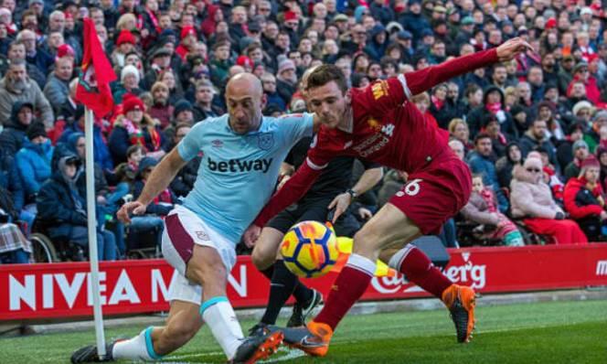 KẾT QUẢ Liverpool - West Ham: Tứ nguyên tử thăng hoa, bùng nổ 5 bàn thắng