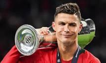 Bộ sư tập danh hiệu của Ronaldo khiến Messi phải thèm khát