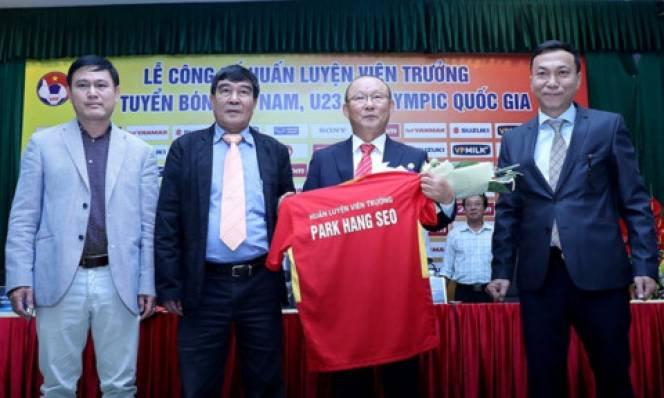 VFF thuê HLV Park Hang Seo: 10 tỷ đồng có đổi nổi 1 cúp vàng?