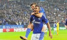 Hạ Hoffenheim, Schalke trở lại top 4