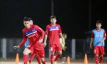 Hậu vệ Đình Trọng: U23 Việt Nam cần có tâm lý tốt trước U23 Uzbekistan