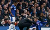 Sao Everton nguy cơ nghỉ hết mùa, mất luôn World Cup