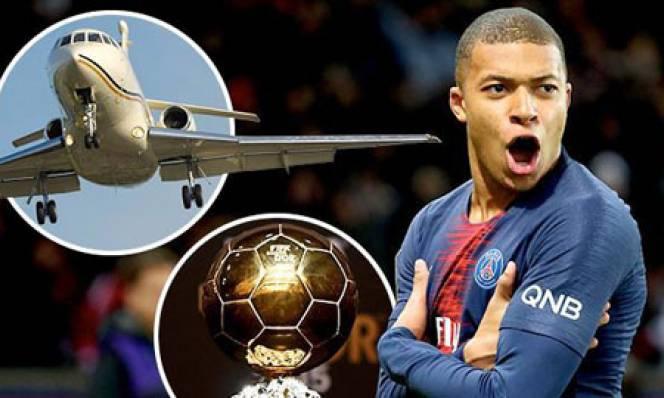 Mbappe đòi hỏi PSG một chiếc máy bay riêng