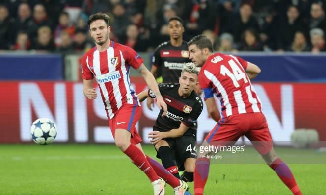 Atlético Madrid vs Bayer Leverkusen, 02h45 ngày 16/03: Thử thách nhẹ nhàng