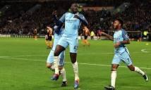Bùng nổ cuối trận, Man City tạm lên nhì bảng