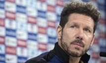 Simeone: 'Barca là đội bóng xuất sắc nhất thế giới'