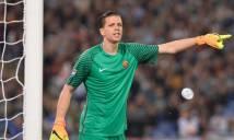 Juventus bị phá đám vụ Szczesny