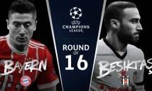SOI SỐ BÀN THẮNG trận Bayern Munich vs Besiktas, 2h45 ngày 21/2 (Champions League 2017/2018)