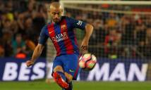 Barca xác nhận mất trụ cột ở trận đấu tới