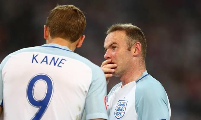 Rooney mách nước Kane tháo chạy khỏi Tottenham
