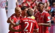 Chấm điểm Bayern trận chia tay Lahm và Alonso