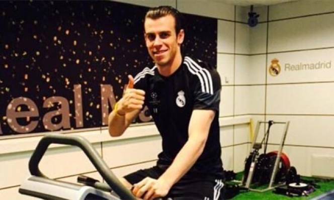 Bale đang tăng tốc để sớm bình phục