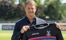 Crystal Palace CHÍNH THỨC bổ nhiệm HLV mới