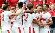 Thụy Sỹ - Albania: Chiến thắng nhọc nhằn