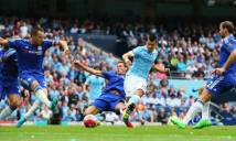 Man City vs Chelsea: Sự khác biệt đến từ hàng thủ