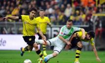 Dortmund vs Wolfsburg, 21h30 ngày 18/02: Hạ gục bầy sói