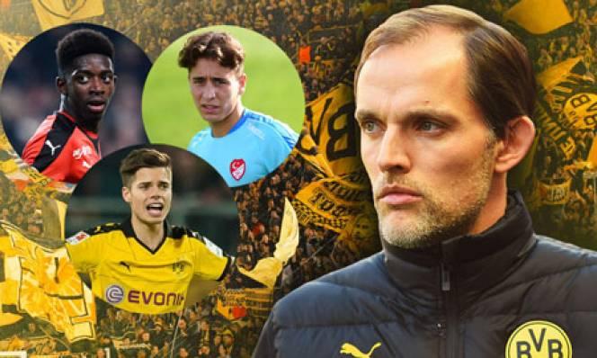 'Baby-Dortmund', thử thách mới cho Bayern