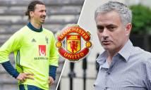 Mourinho + Ibra: Công thức giúp Quỷ đỏ trở lại