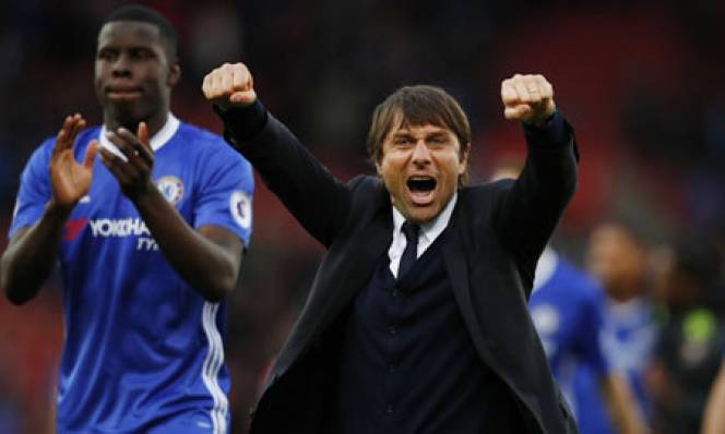 Chelsea: Đế chế mang tên 'Antonio Conte'