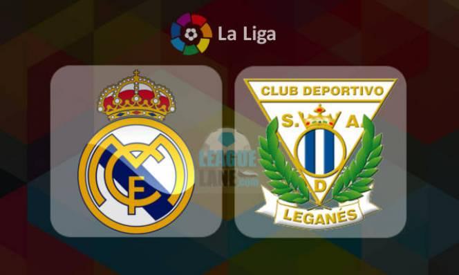 Leganes vs Real Madrid, 02h30 ngày 06/04: Không thể cản phá