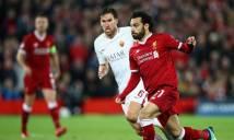 Roma mất 2 trụ cột ở màn tái đấu Liverpool