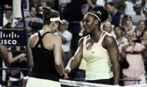 Bencic - Serena Williams: Đẳng cấp vượt trội (V1 Australia Open)